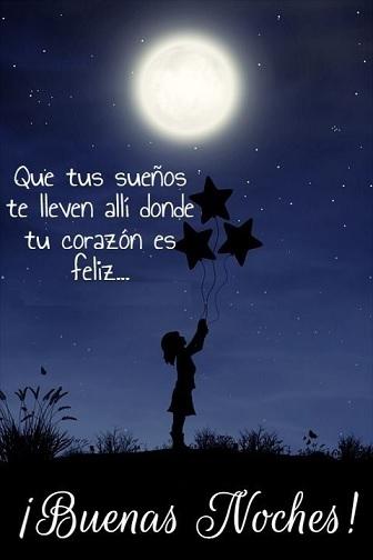 que tengas dulces sueños amor