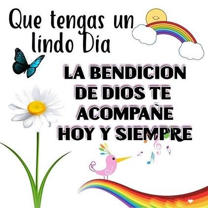 Feliz viernes Dios te bendiga