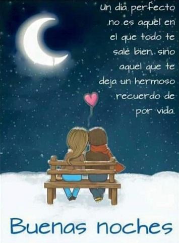 Buenas noches felices sueños