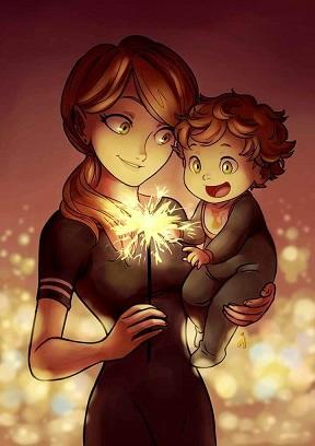 Imágenes para el cumpleaños de una mamá