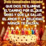 Que La Pases Bonito Ahijado Feliz Cumpleaños